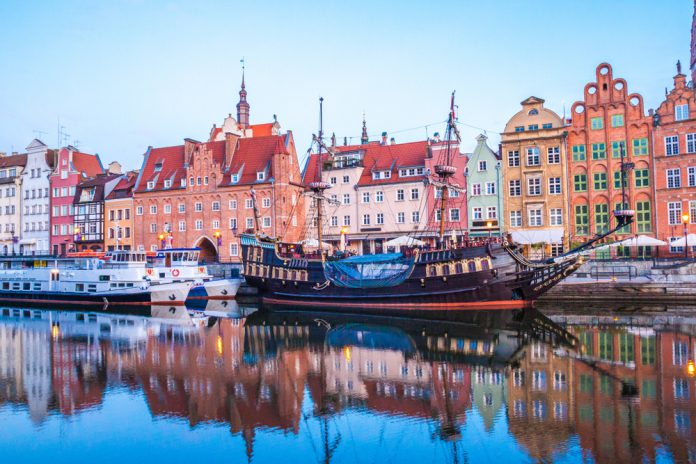 Gdansk Polonya