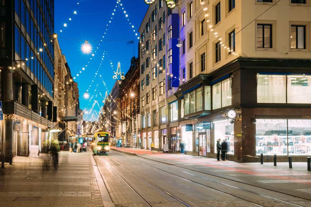 Helsinki Alışveriş