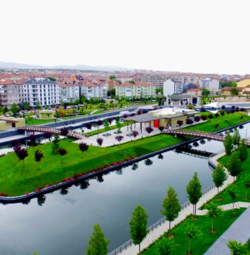 Kent Park Kırşehir