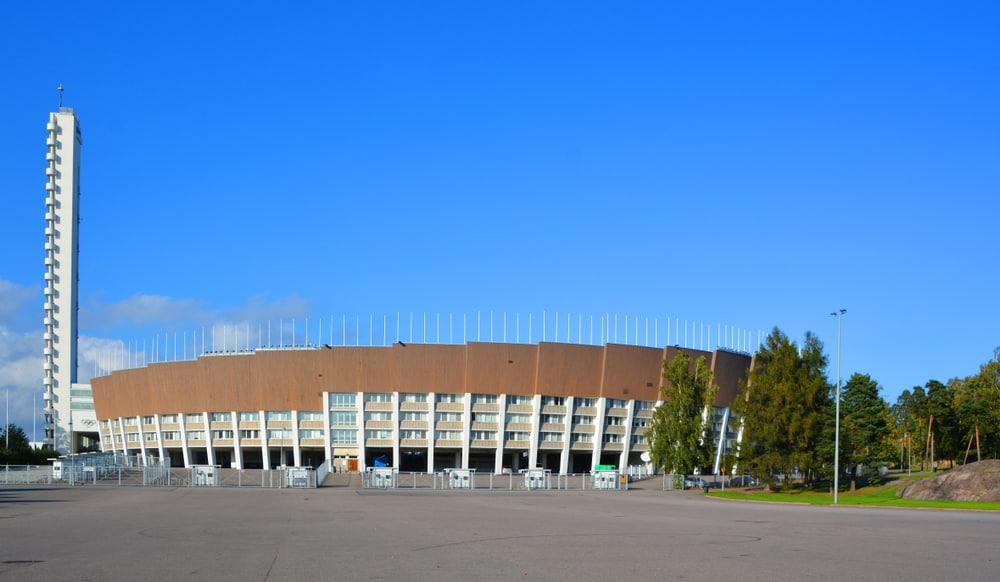 Helsinki Olimpiyat Stadyumu