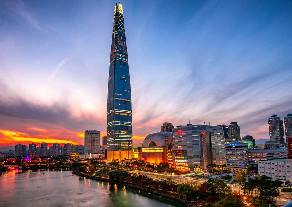 Lotte Alışveriş Merkezi Seul