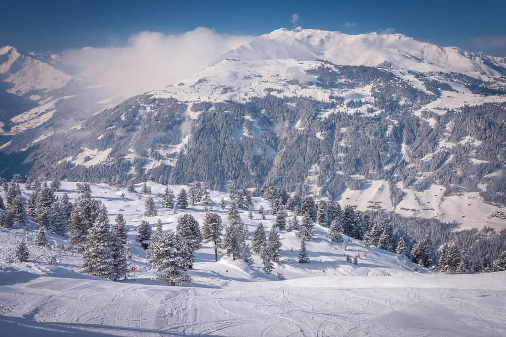 Mayrhofen-Ahorn Avusturya