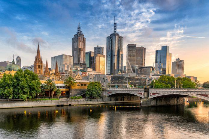 Melbourne Avustralya