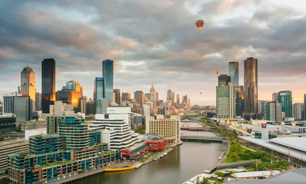 Yarra Vadisi ve Sıcak Hava Balonları Melbourne Avustralya