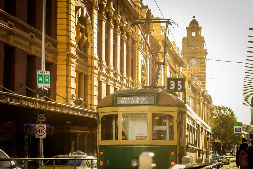 Melbourne Ulaşım