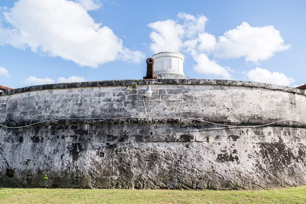 Montagu Kalesi Nassau Bahamalar