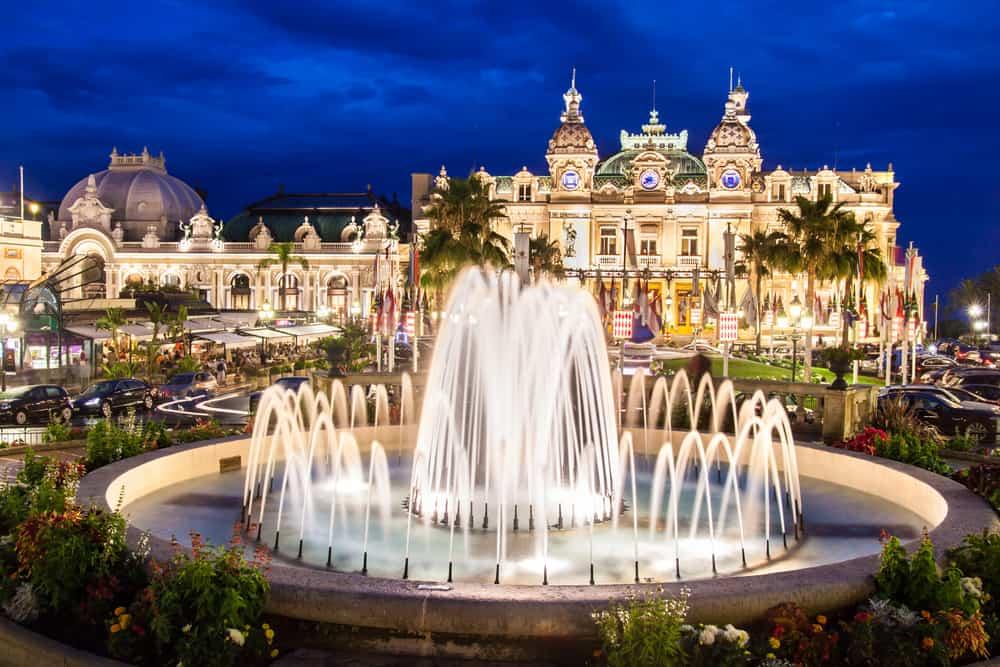 Monte Carlo Kumarhanesi Monako