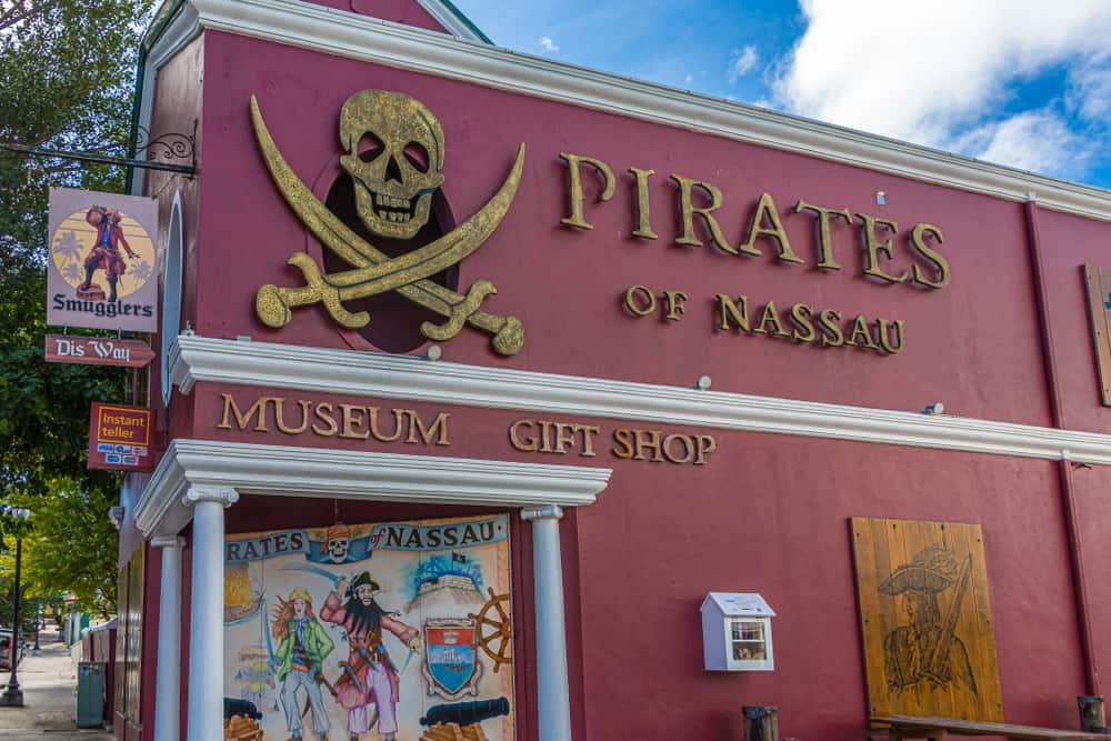 Nassau Korsanlar Müzesi, Bahamalar