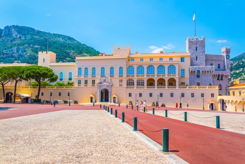 Prince Albert Sarayı Monako