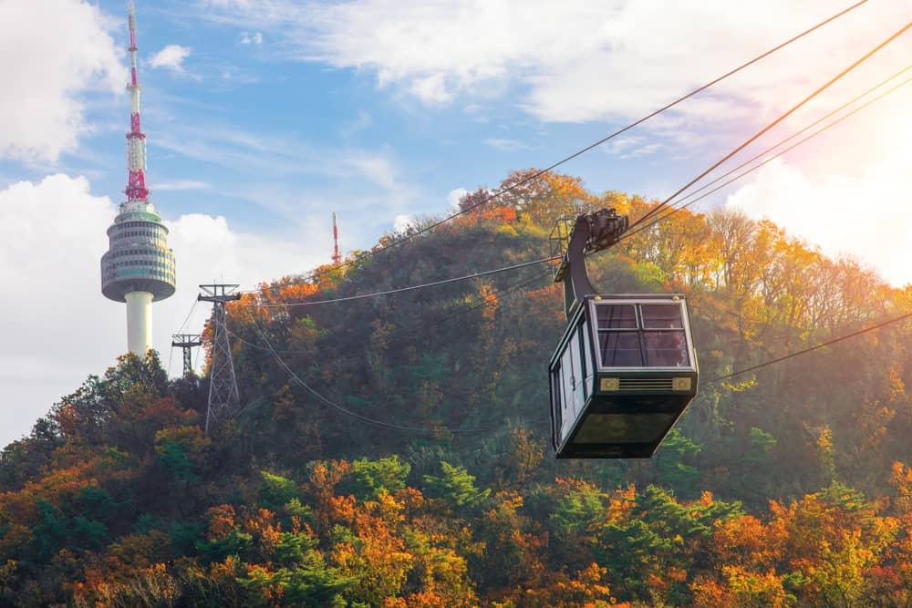 Seul'de Ulaşım Güney Kore