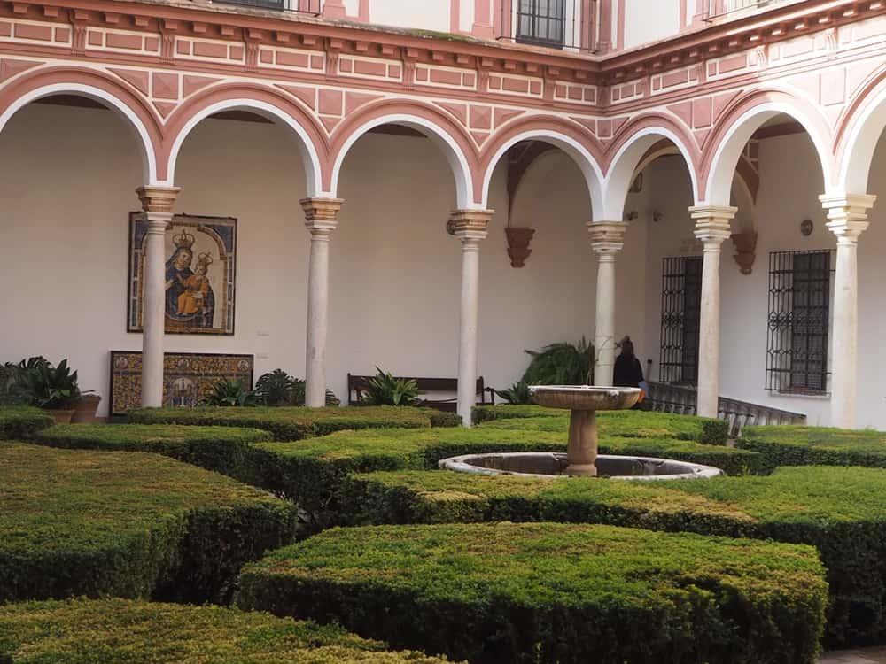 Güzel Sanat Müzesi (Museo de Bellas Artes)Sevilla İspanya
