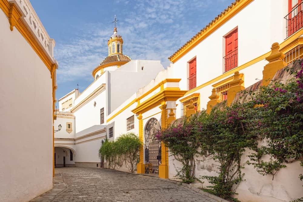 Santa Cruz Mahallesi Sevilla İspanya