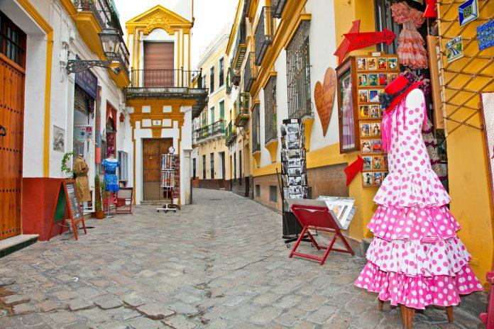 Sevilla Alışveriş