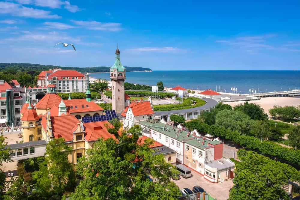 Sopot Polonya