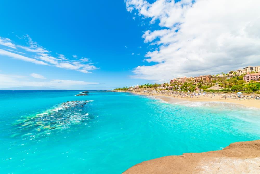 Tenerife, Kanarya Adaları, İspanya Plaj