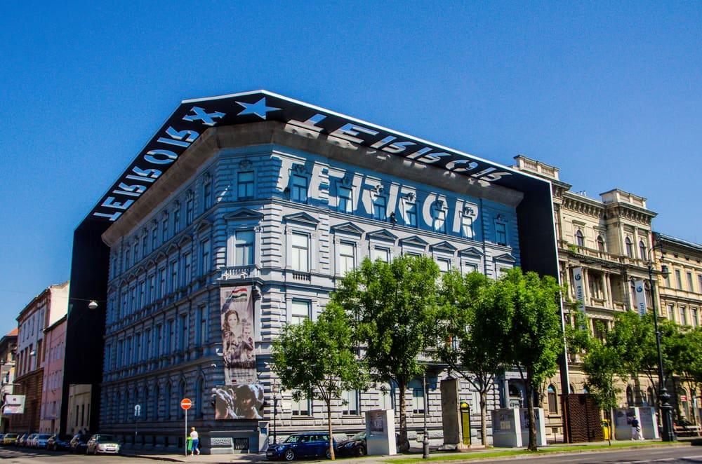 Terör Müzesi Budapeşte