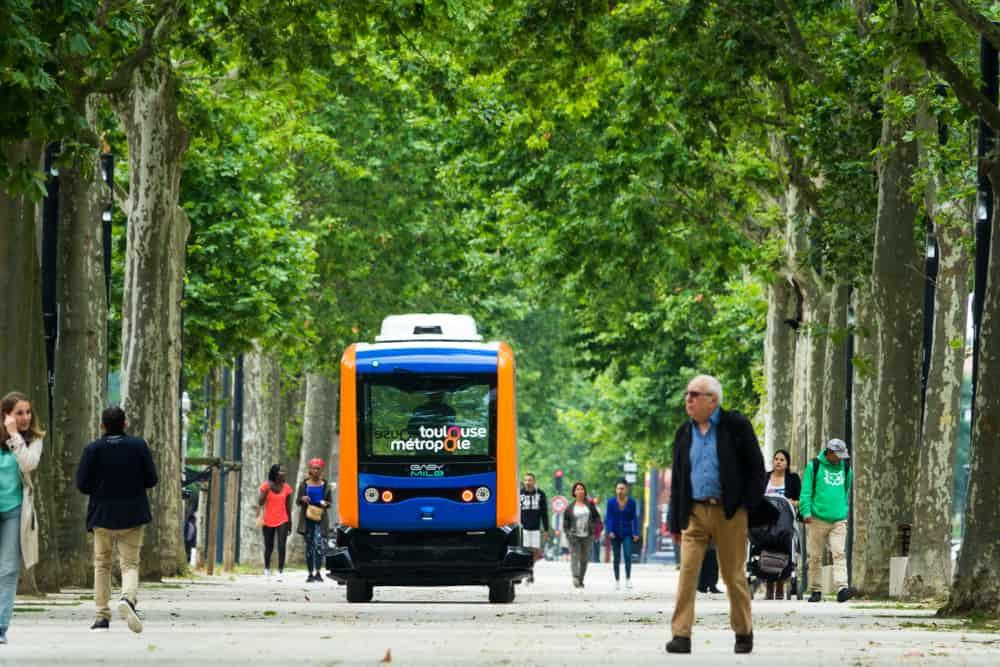 Toulouse Ulaşım