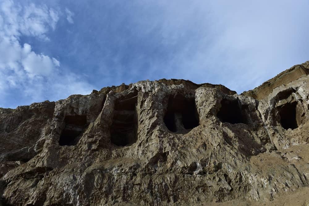 Tuzluca Tuz Mağaraları Iğdır