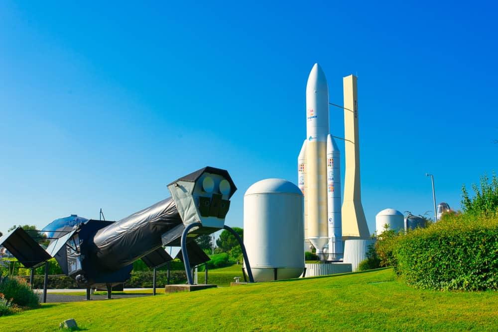 Uzay Müzesi ve Parkı (Cité de l'Espace) Toulouse Fransa