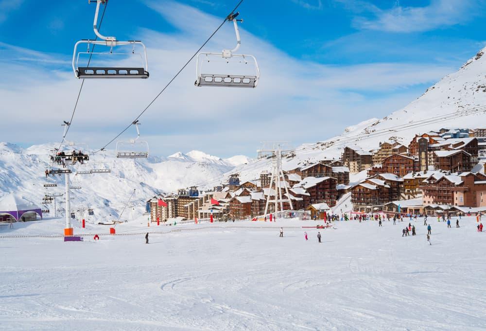 Val Thorens Kayak Merkezi, Fransa