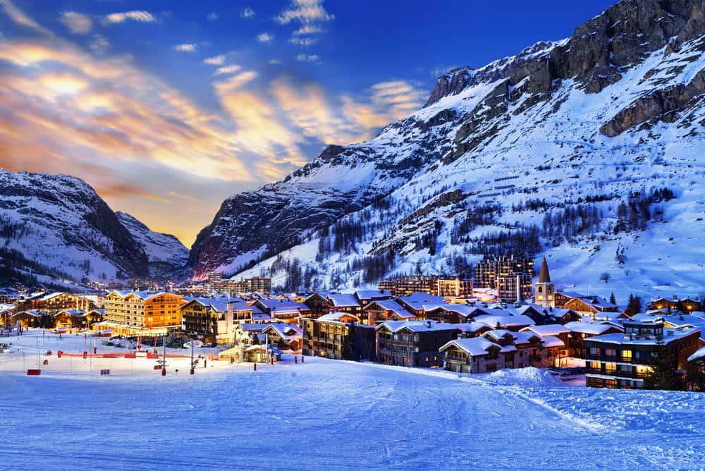 Val-d'Isere Kayak Merkezi Fransa