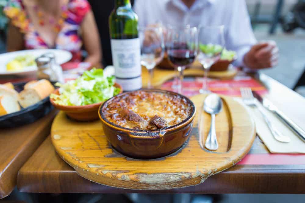 cassoulet Toulousain Fransa Yemek