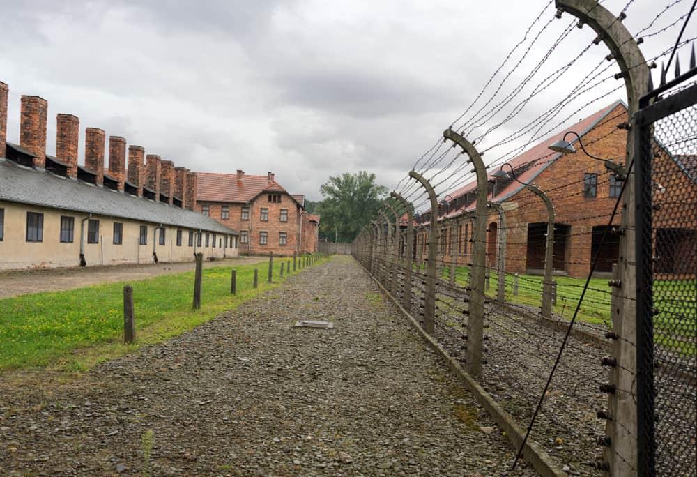 Auschwitz Kampı, Birkenau Krakow Polonya