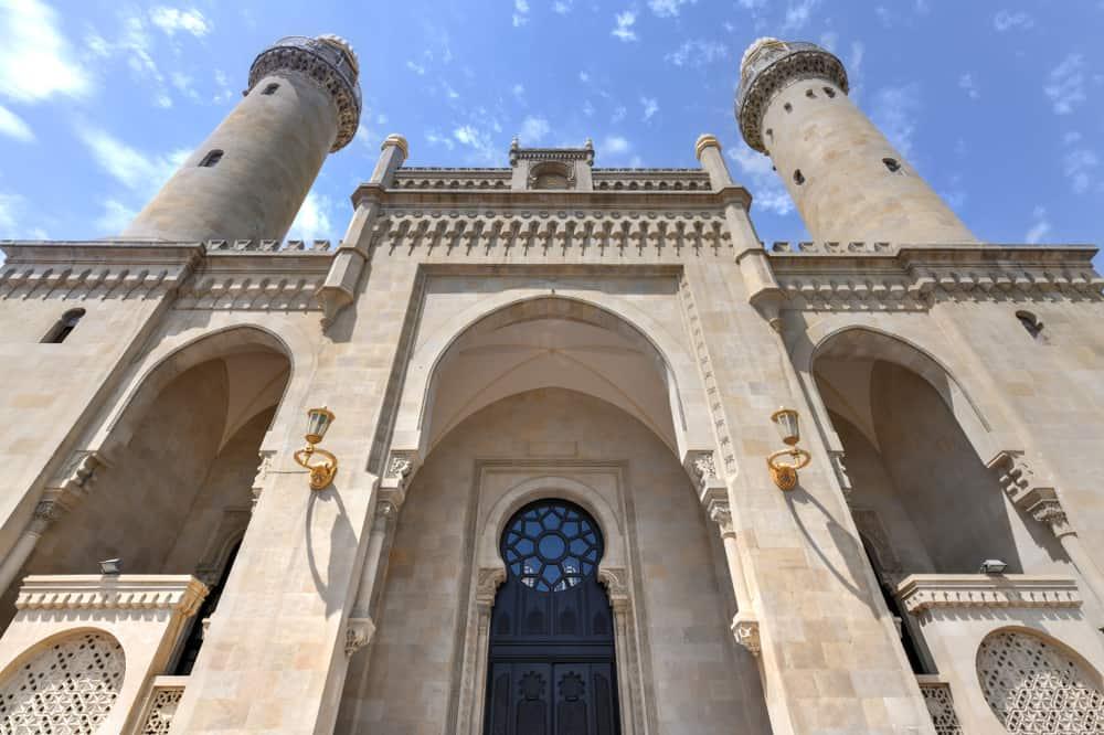 Taze Pir Camii Bakü