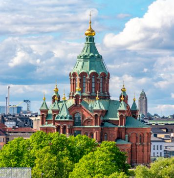 Uspensky Katedrali Helsinki