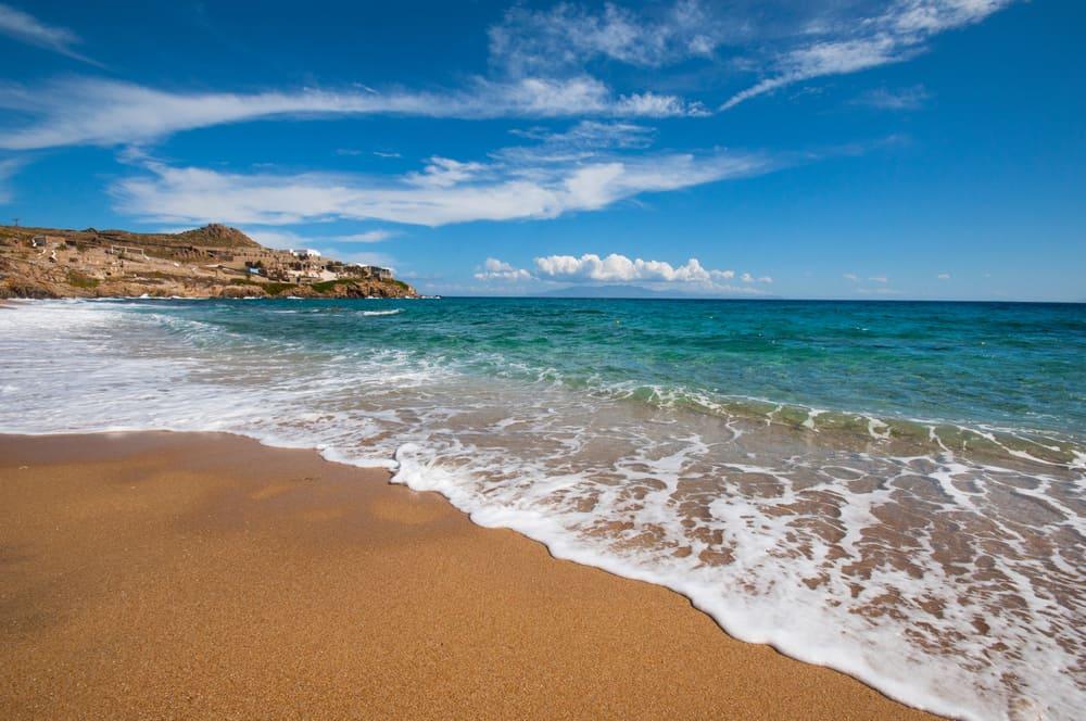 Cennet Plajı Mykonos