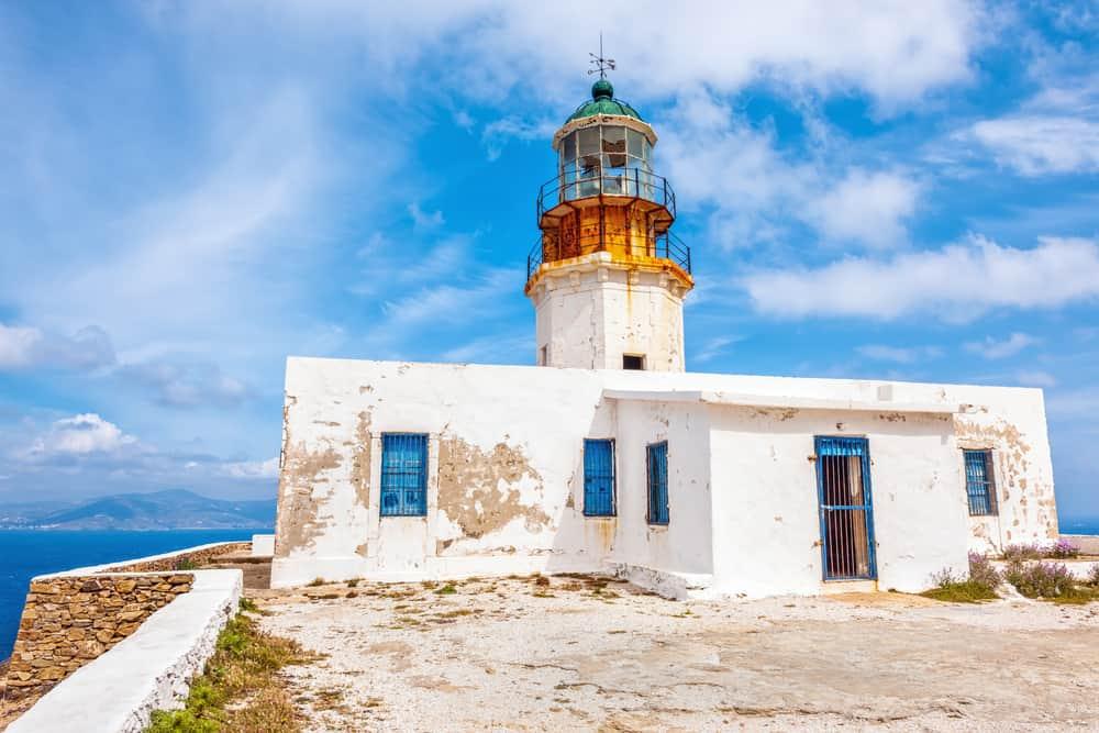 Armenistis Deniz Feneri Mykonos