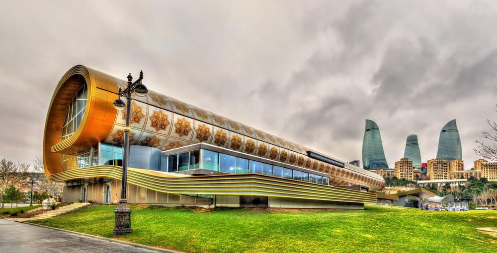 Azerbaycan Halı Müzesi Bakü