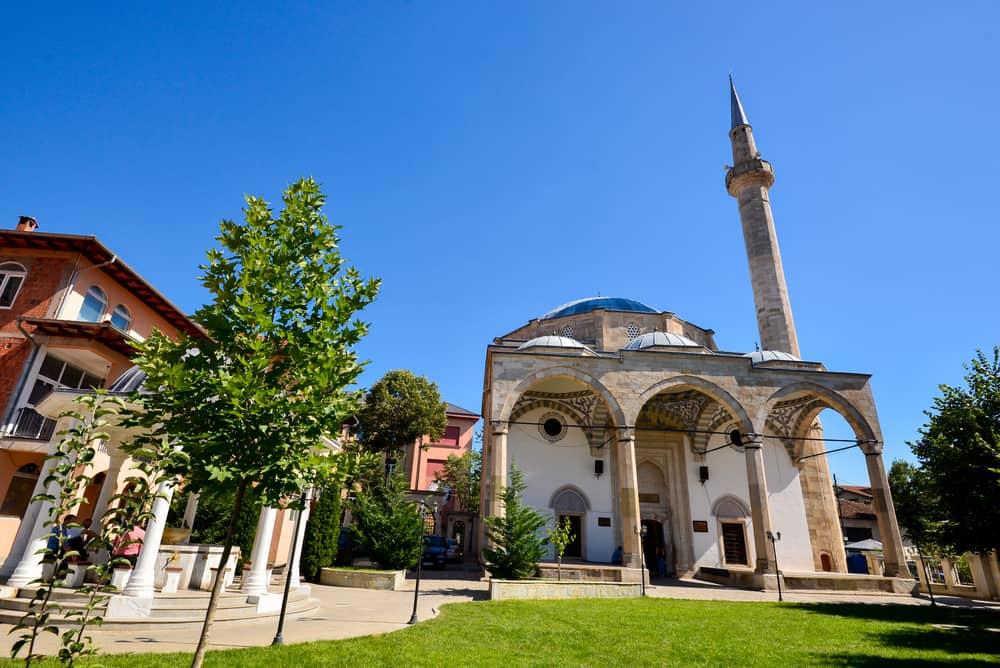 Fatih Sultan Mehmed Camii Priştine