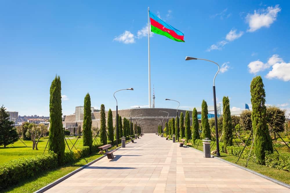 Devlet Bayrağı Meydanı Bakü