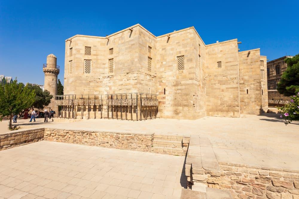 Şirvanşahlar Sarayı Bakü