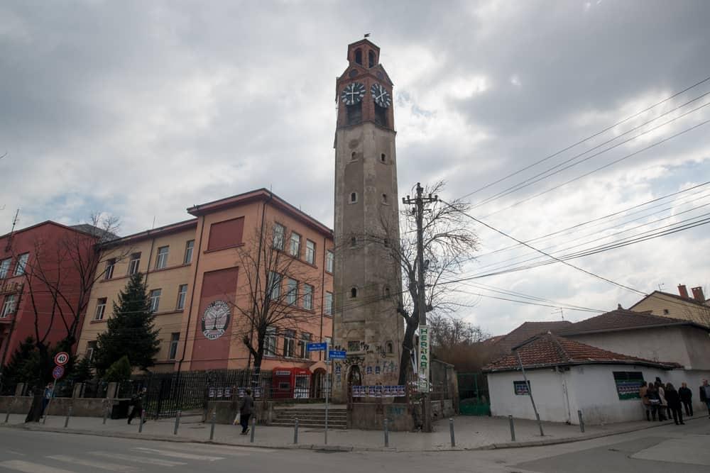 Priştina Saat Kulesi
