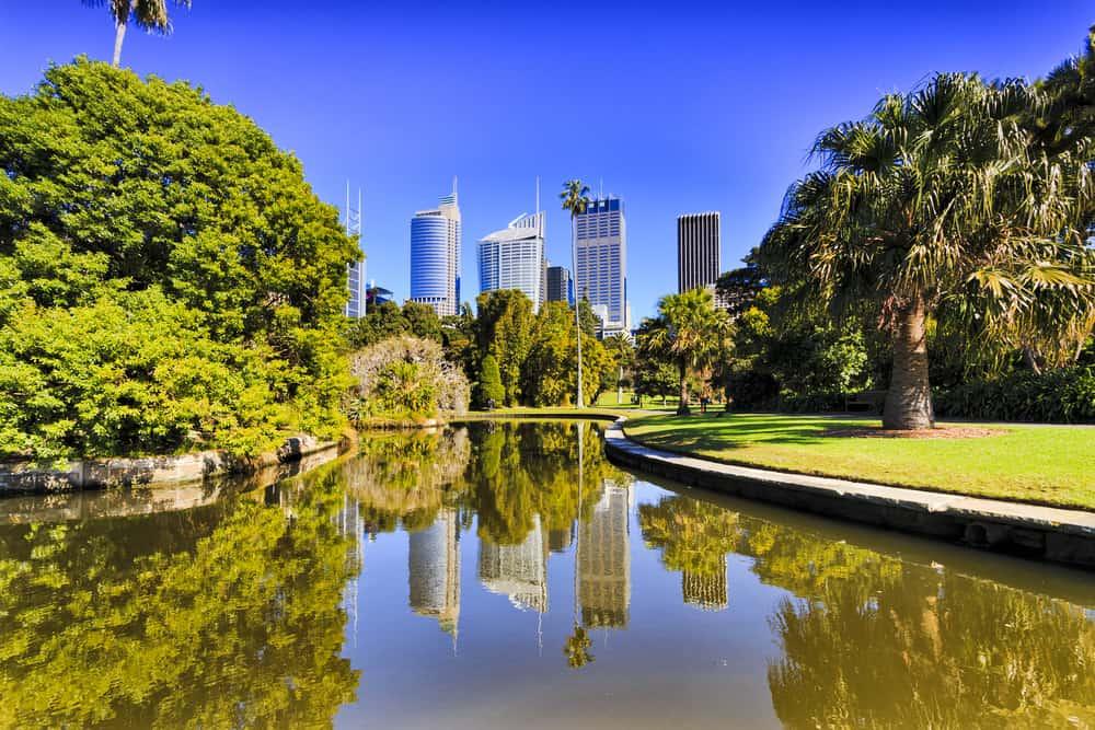 Sidney Kraliyet Botanik Bahçesi