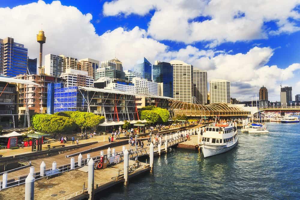Darling Limanı Sydney
