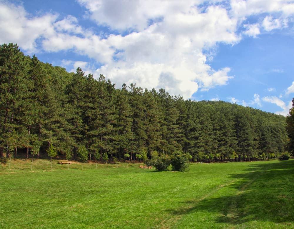 Germia Park Priştine