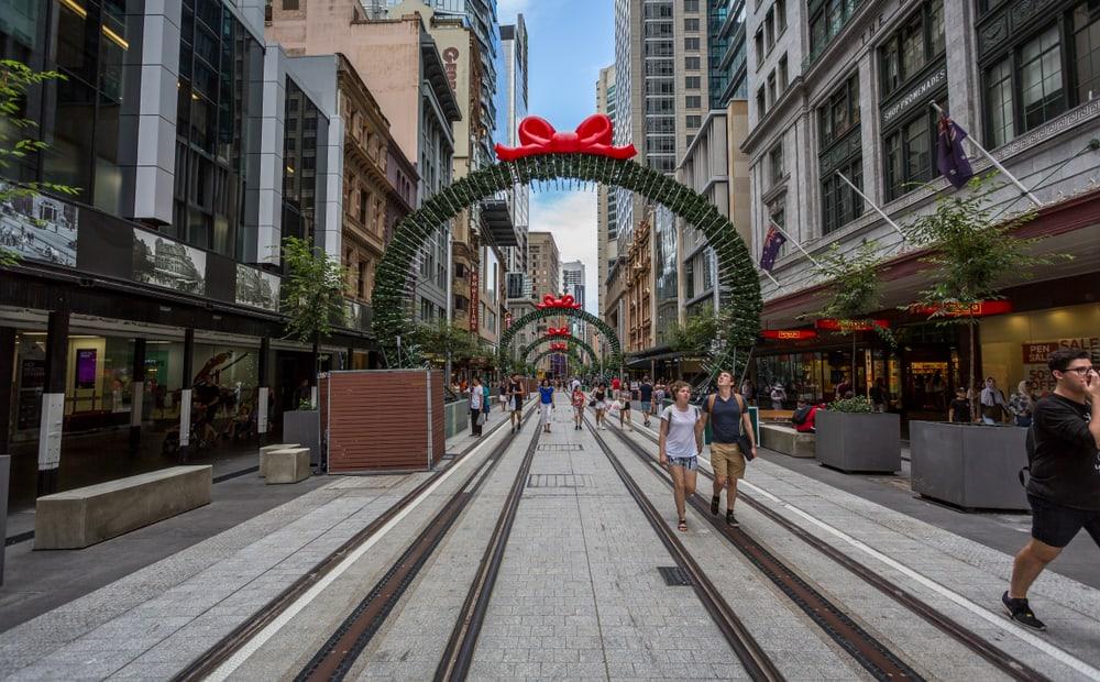 George Caddesi Sydney