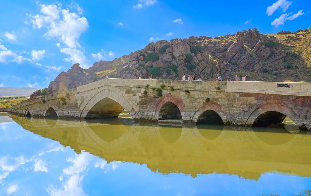 Çeşnigir Köprüsü Kırıkkale