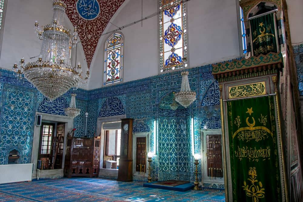 Çinili Camii, Üsküdar