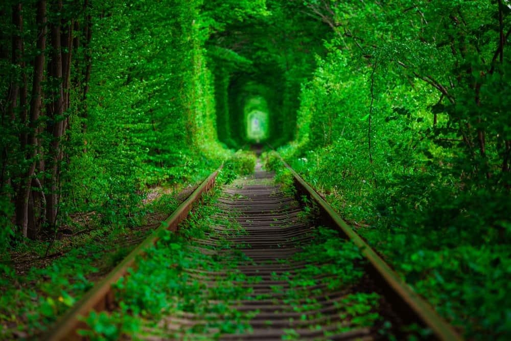 Aşk Tüneli, Ukrayna