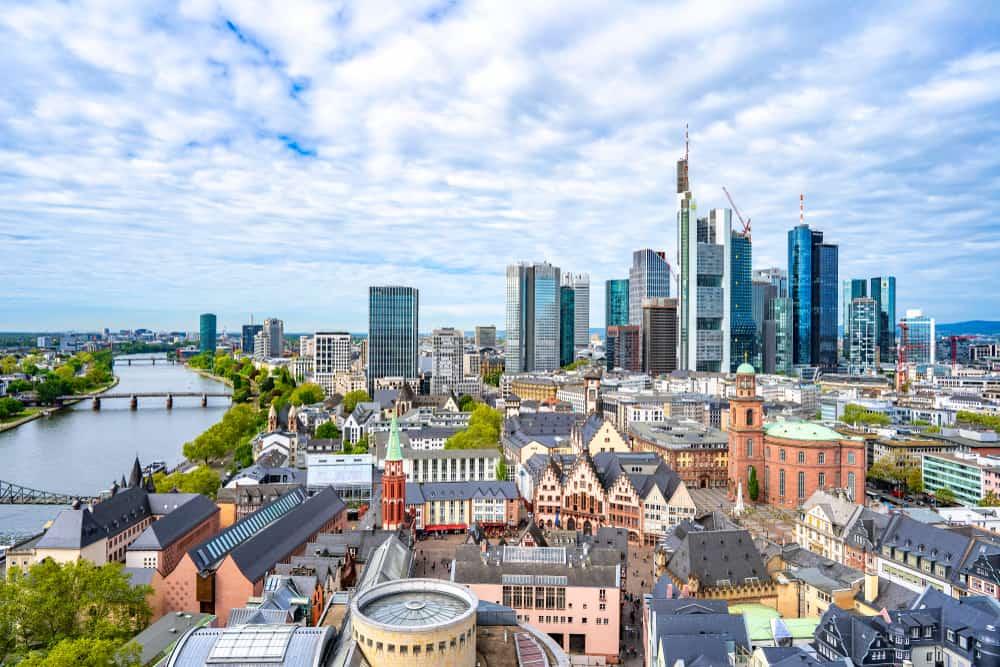 Almanya Frankfurt