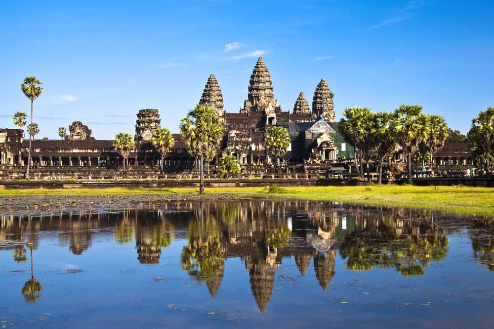 Angkor Vat, Kamboçya