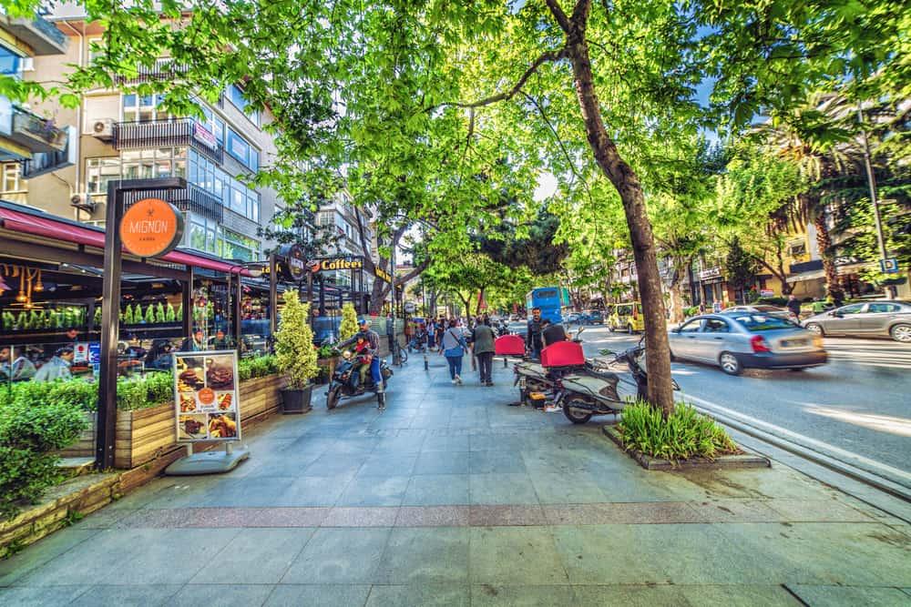 Bağdat Caddesi İstanbul