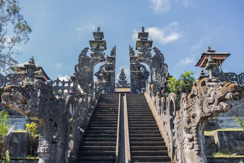 Besakih Tapınağı Bali