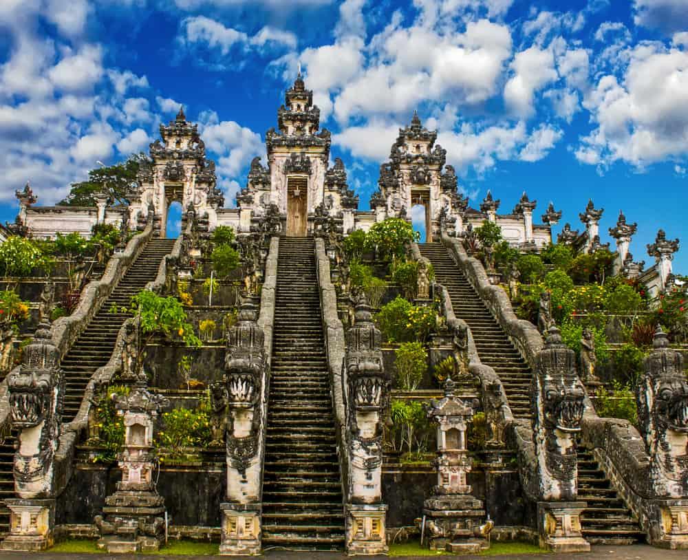 Lempuyang Tapınağı Bali