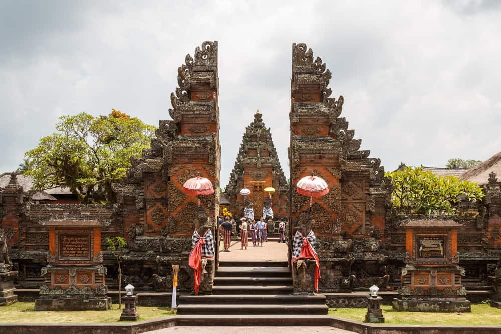Batuan Tapınağı Bali