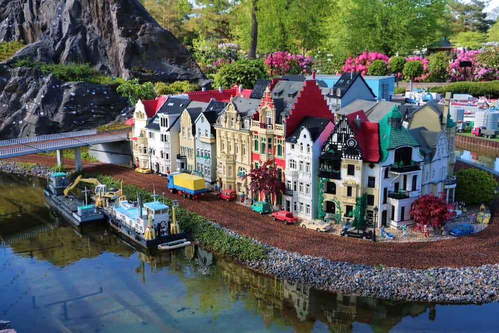 Billund Legoland Danimarka